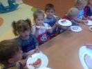 Smaczne kanapki w grupie